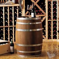 Barrel of Wine; Barrel of Sewage