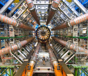 Higgs Particle - the LHC @ CERN