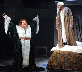 A Christmas Carol - on stage