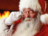 Santa has a secret!