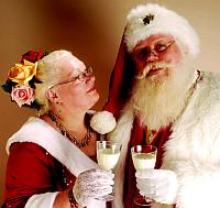 Santas both