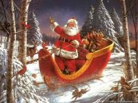 Santa+Sleigh
