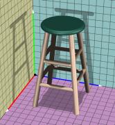 stool-3D