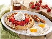 Mmmm... waffles!!