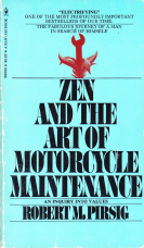 Zen Motorcycle Maintenance
