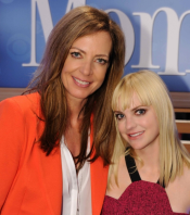 CBS TV Mom