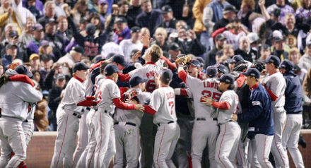 Happy Red Sox