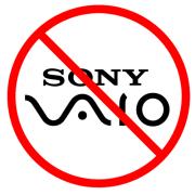 No Sony