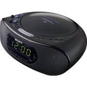 Sony clock-radio