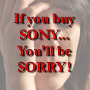 Sony Sorry