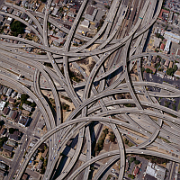 LA interchange