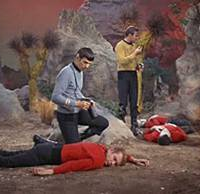 Star Trek Redshirts