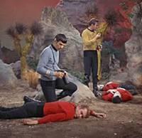 Star Trek Redshirts