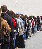 queued