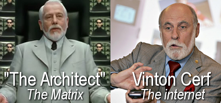 Vint Cerf the Architect