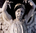 A Weeping Angel!