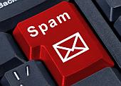 spam key