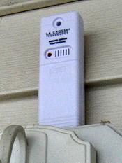 outdoor gauge