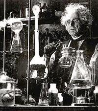 scientist (mad)