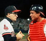 Major League scene