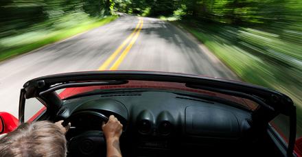speeding world