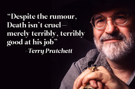 Terry Pratchett 3