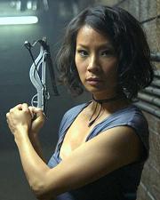 Lucy Liu - Blood Hunter