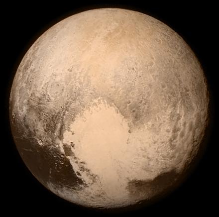 Pluto 2015-07-13
