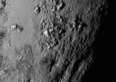 Pluto Surface 1