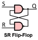 SR FF