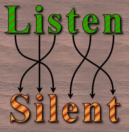 listen-silent