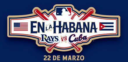 Rays v Cuba