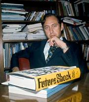 Avlin Toffler 1970