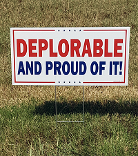 deplorable