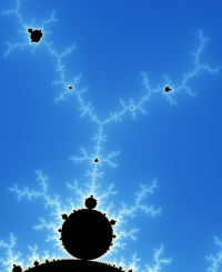 The Mandelbrot Fractal
